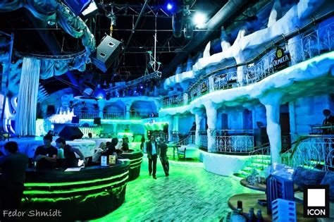 Top Ten Bars In by Best Nightclubs In Moscow Top 10