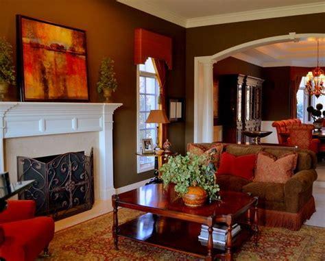 warm living room love  colors home pinterest