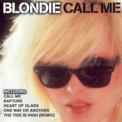 Testo Blondie by Blondie Call Me 3331 Musickr E Testi Canzoni