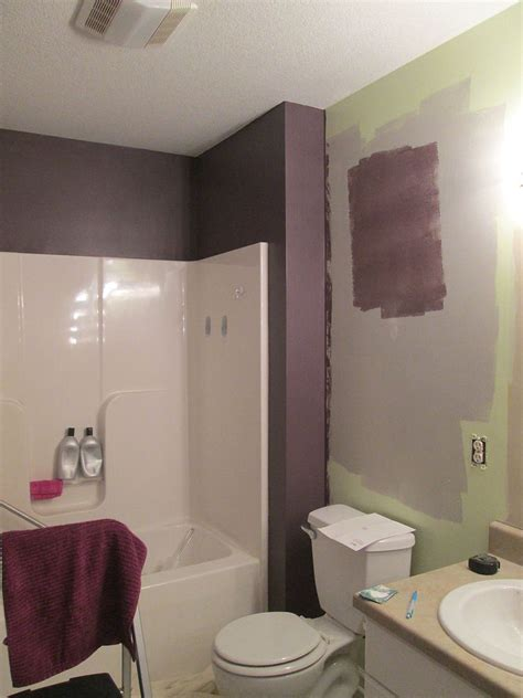Ideas For Painting A Bathroom by Hometalk Spa Inspired Bathroom Makeover