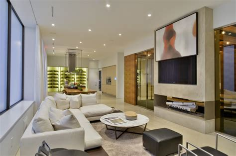home design ltd new york crescendo designs experience center and showroom contemporary family room new york by