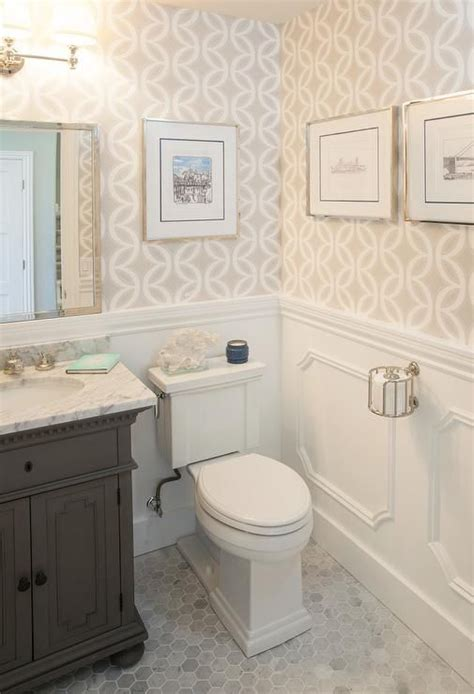 powder room meaning 25 best ideas about small bathroom wallpaper on pinterest