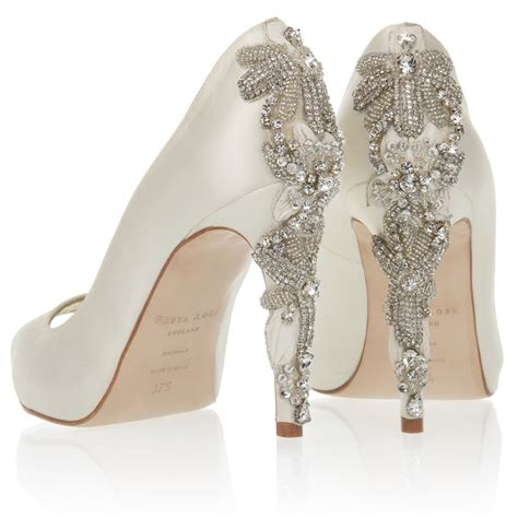 Bridal Shoes by Freya