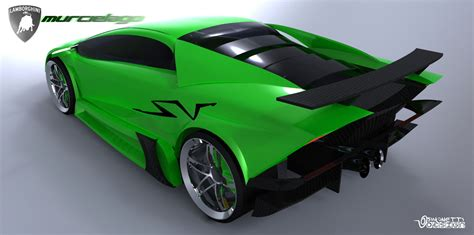 Lamborghini Murcielago Generation Lamborghini Countach Spotting The Details Autoevolution