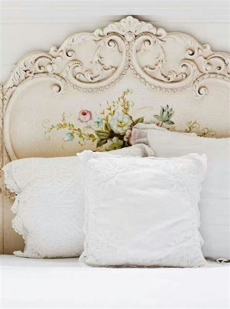 headboard shabby chic pinterest