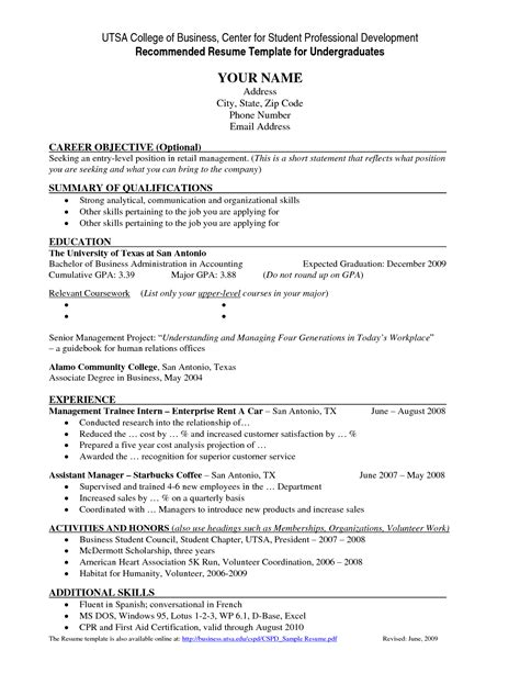 best ideas of sample music resume for college application in