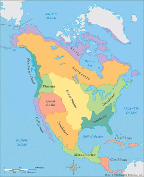 american cultures map map still before europeans arrived different
