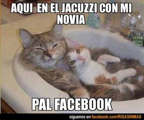 imagenes varias para facebook foto para facebook con la novia en un jacuzzi
