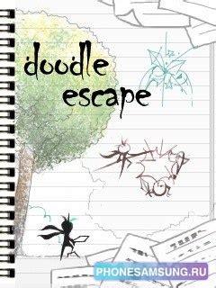 doodle escape игра дудл джамп на samsung