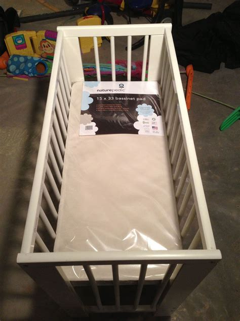 Ikea Mini Crib Gulliver Crib Ikea Hacked Into A Mini Crib Using A Basinet Mattress Http Www Ikeahackers Net