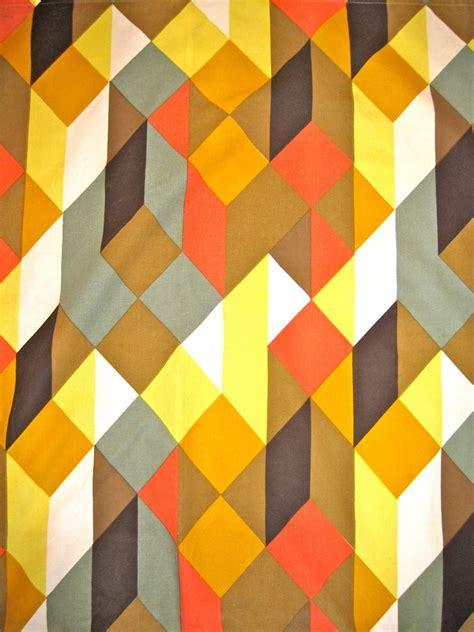 mid century geometric patterns kirkmodern september 2010