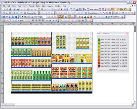 enterprise edition sales analysis shelf logic