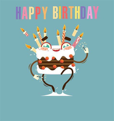 Happy Birthday Meme Gif - birthday gifs find share on giphy