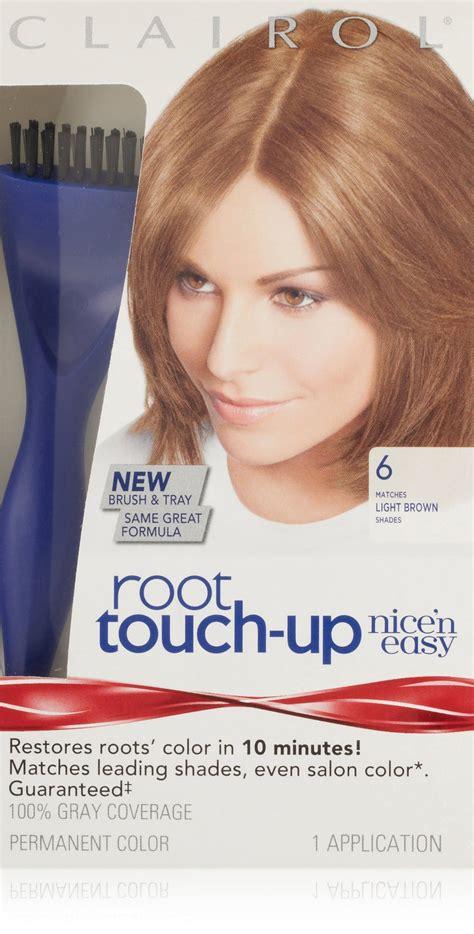 amazon com clairol nice n easy foam hair color 4rb dark amazon com clairol nice n easy color blend foam hair