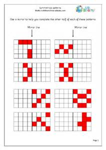 symmetry 2 measurement maths worksheets for year 2 age 6 7
