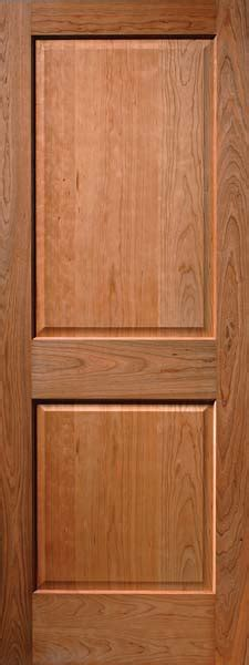 raised panel interior wood doors craftsman series