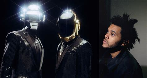 daft punk new song the weeknd and daft punk reunite on new song i feel it