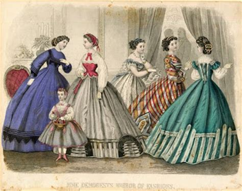 art and design resources: 19th century fashion plates