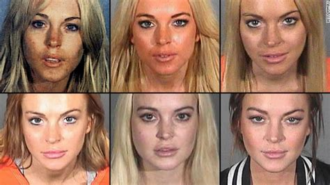 Lindsay Lohan To Team Up With Heroine In Williams Screenplay by 7 Times Drugs Destroyed The Lives Of