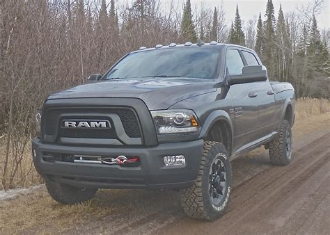 Ram Power ram power wagon lives up to lofty image new car picks