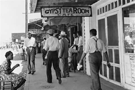 history deep ellum texas