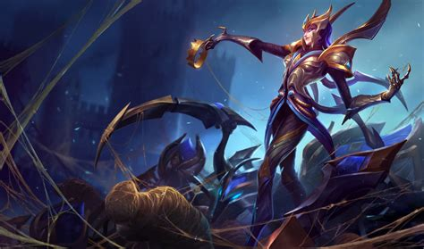 gold wallpaper lol victorious elise skin league of legends wallpapers