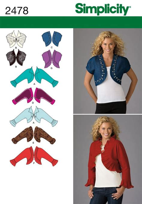 sewing pattern shrug 81 best sewing patterns i own images on pinterest sew