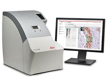 aperio at2 | digital pathology scanner product: leica