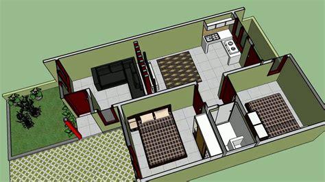 rumah minimalis luas tanah    meter youtube