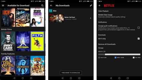 how to netflix from android phone to tv netflix finally lets you tv shows and