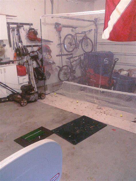 30 golf hitting net for garage decor23