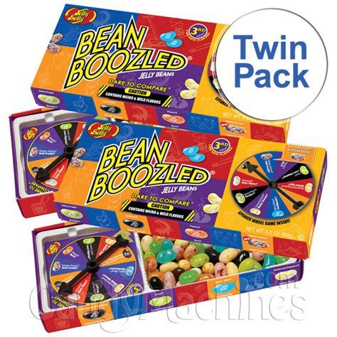 Bean Boozled Jelly Beans 4th Ed Beans Unik Aneka Rasa buy beanboozled jelly beans pack spinner box