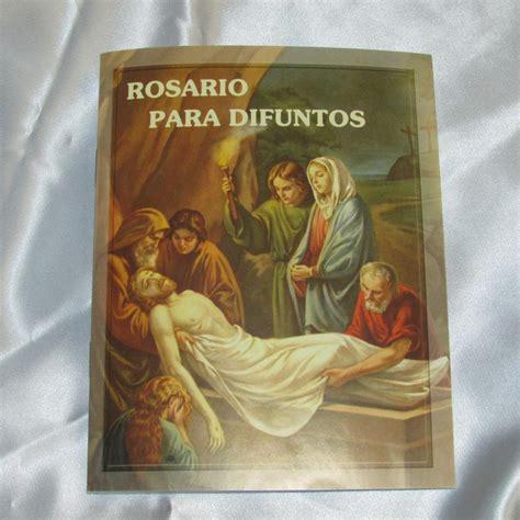 rosarios para los difuntos rosario para difuntos shrine of the infant jesus