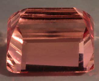 Imperial Chagne Topaz 12 80ct 1 52 carat imperial topaz brazil emerald cut 6 21 x 5