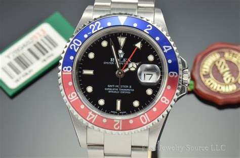 Rolex Gmt Automatic By Willy Shop us price mens rolex gmt master ii pepsi bezel stainless