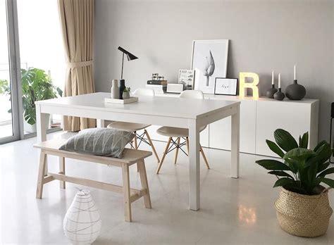 Meja Makan Dan Gambarnya 32 model meja makan minimalis terbaru 2018 kayu kaca