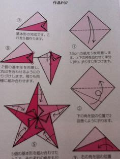 How To Make An Origami 5 Pointed - 1000 images about origami on origami envelope