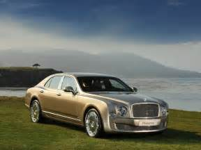 Bentley Mulsanne S Bentley Mulsanne 2010