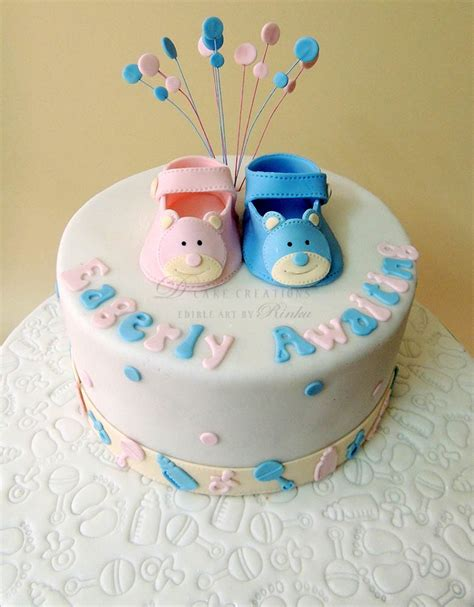 Baby Shower Cakes by Baby Shower Cakes D Cake Creations
