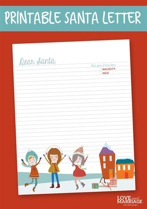 printable sts for santa letters letter to santa printable letters and free printable on