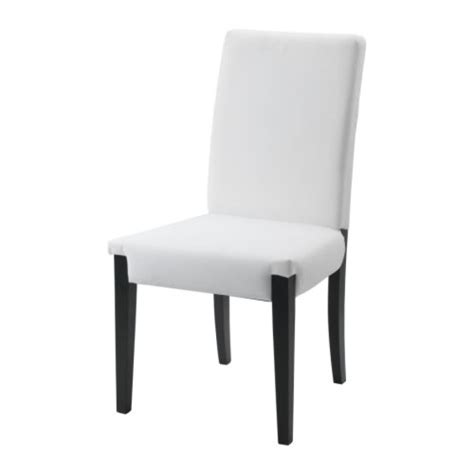Ikea Skaggort Bantal Kursi Warna Hitam Dan Putih Ukuran 30x60 Cm henriksdal rangka kursi cokelat hitam ikea