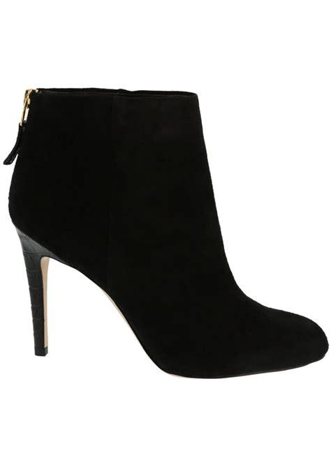 sam edelman kourtney suede boots black