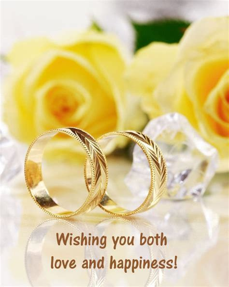Wedding Wishes to Greet a Couple   Leisure and Me