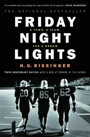 On Friday Lights by Of Manliness Book Club October 14 Friday