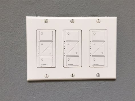 lutron dimmer light switches lutron cas 233 ta wireless smart bridge light switches and dimmer