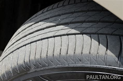 michelin primacy 3 test michelin primacy 3 st tyres tested in thailand new