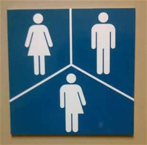 gender bathroom signs gender neutral bathroom signs spark controversy
