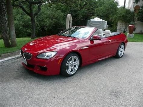 bmw 640i 2009 find used 2013 bmw 640i convertible in rock