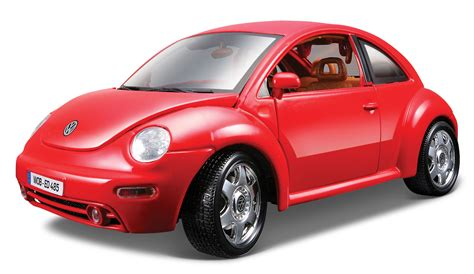 volkswagen new beetle red hattons co uk burago 18 12021re vw new beetle 1998 red
