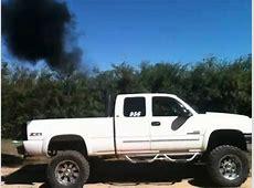 05 chevy duramax blowing smoke w stacks - YouTube Lifted Duramax Diesel Blowing Smoke